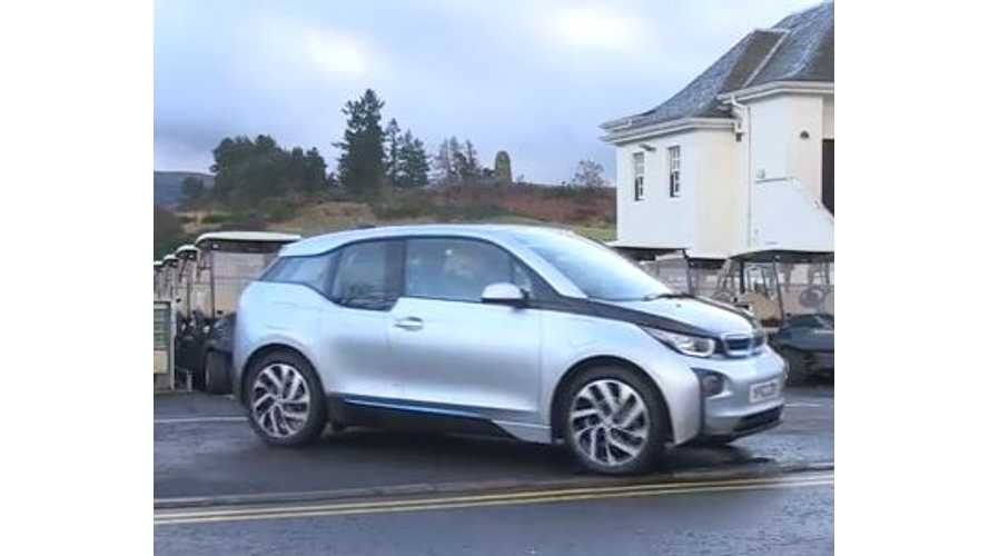 Video: BMW i3 REx Range Test