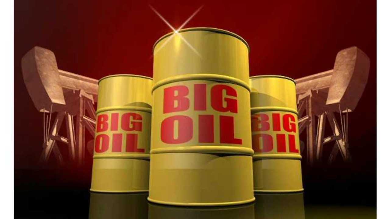 As Big Oil Struggles, EVs Get a Boost