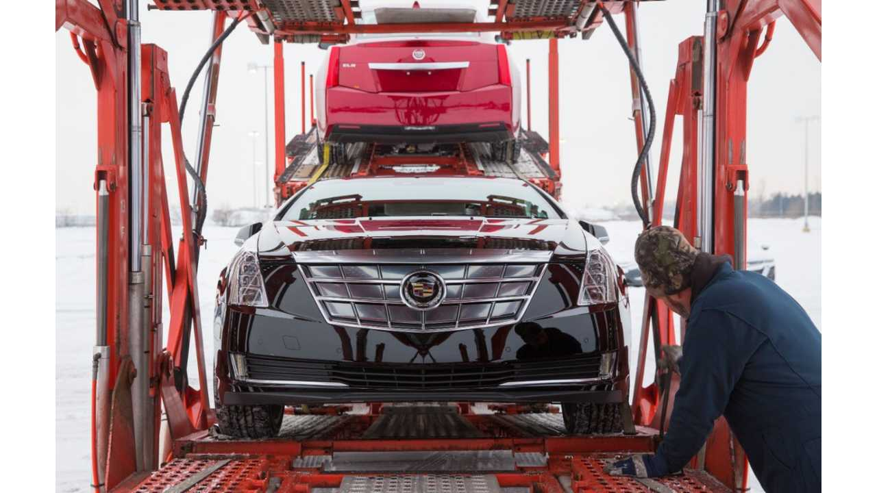 Cadillac Starts Shipping ELRs Early (w/video)