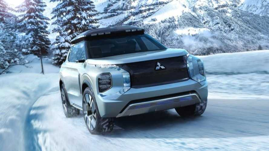 Mitsubishi Engelberg Tourer: Plug-In Hybrid Designed For Adventure