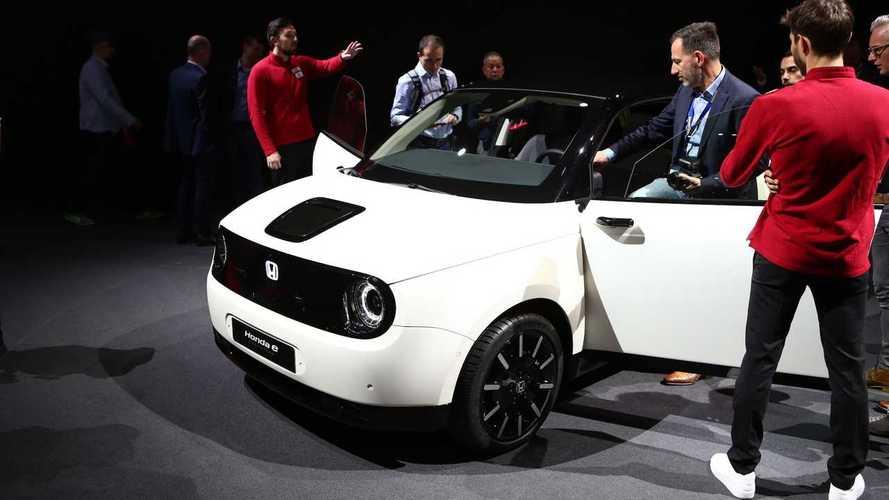 Honda en el salón de Ginebra 2019