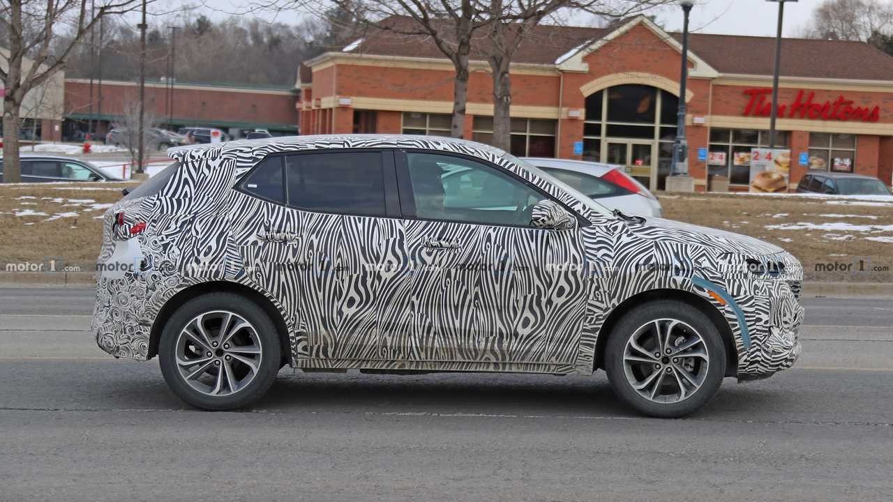 2020 Buick Encore Interior, Spy Photos, Specs >> 2020 Buick Encore Drops Heavy Camo In Latest Spy Photos