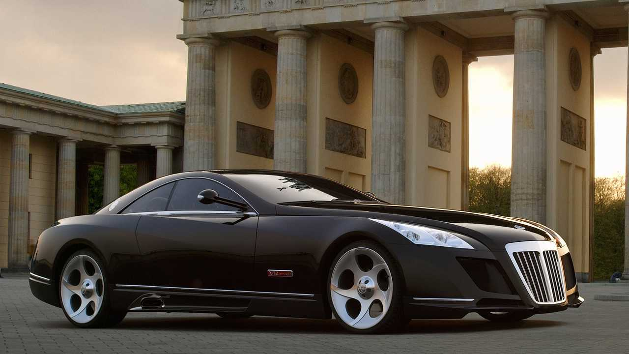 3.- Mercedes-Maybach Exelero
