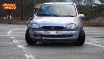 Opel Corsa Dual Steering