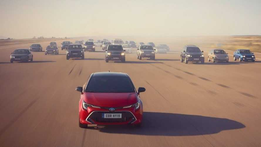 Toyota Corolla Hybrid Ad Takes Cheap Shot At Electric Cars