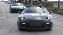 Porsche 911 Speedster casus fotoğraf