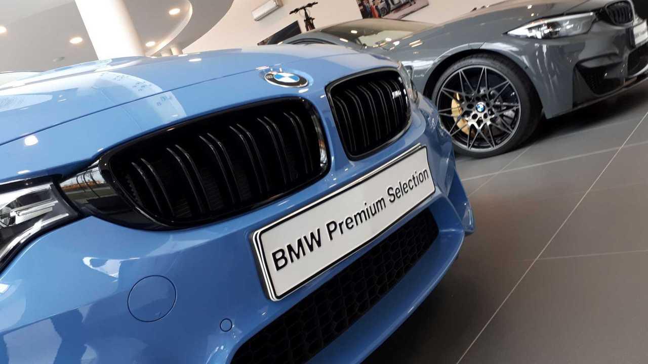 BMW Wallis Center