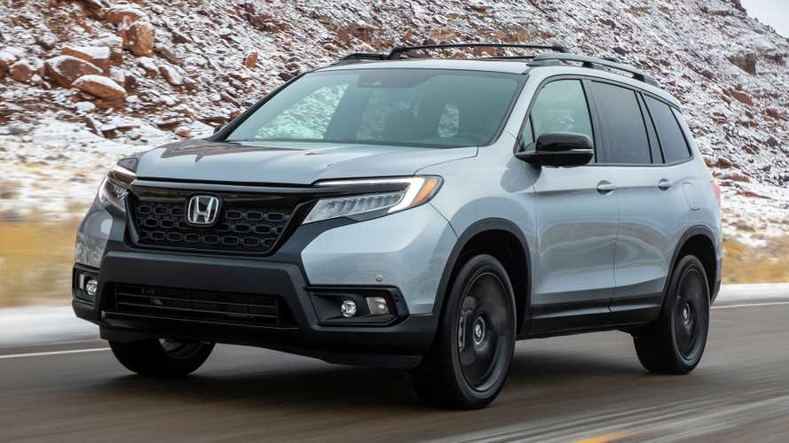 2019 Honda Passport: Мэйнстрим мачо
