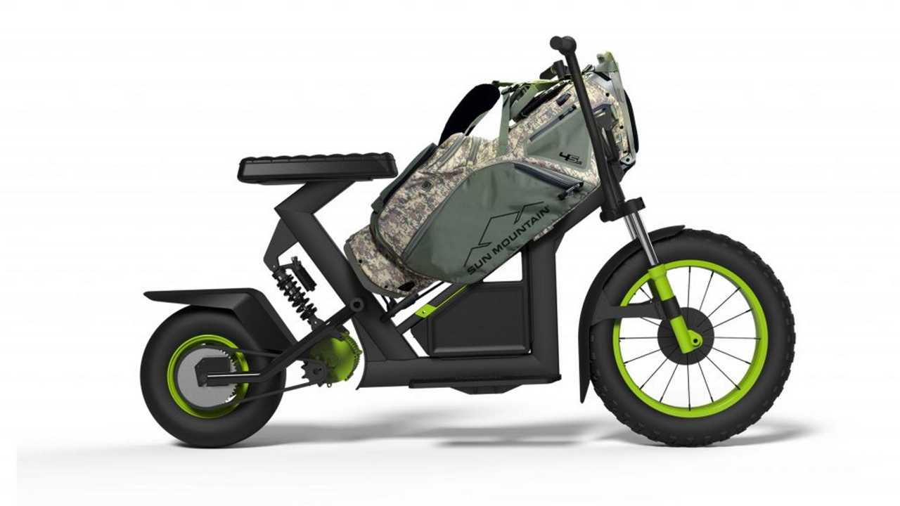 Finn Golf Cycle with Bag