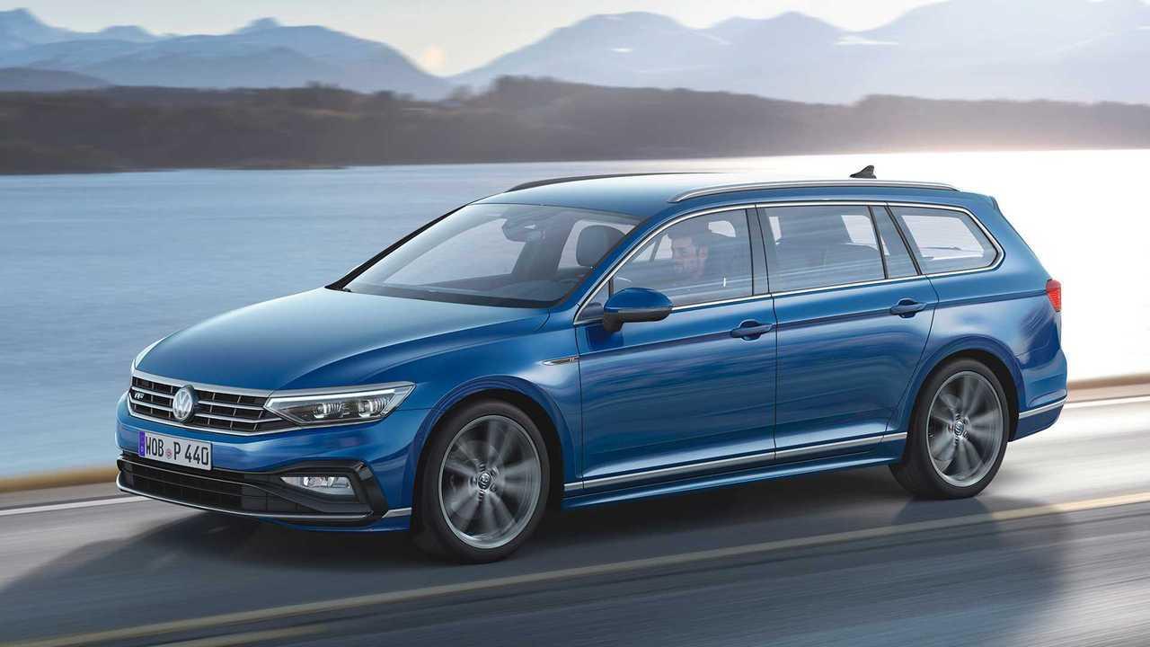 VW Passat Facelift und Passat Variant Facelift