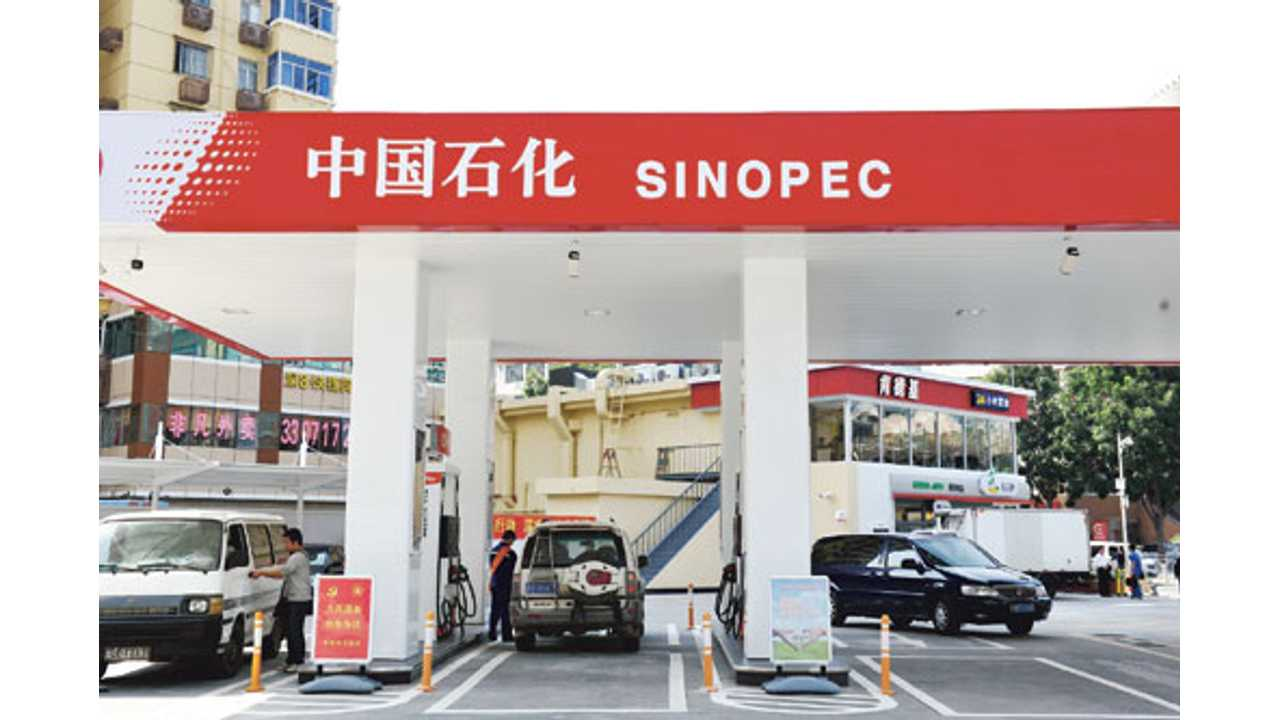 Tesla Motors CEO Meets With Petroleum Refiner Sinopec to Discuss China's Charging Infrastructure