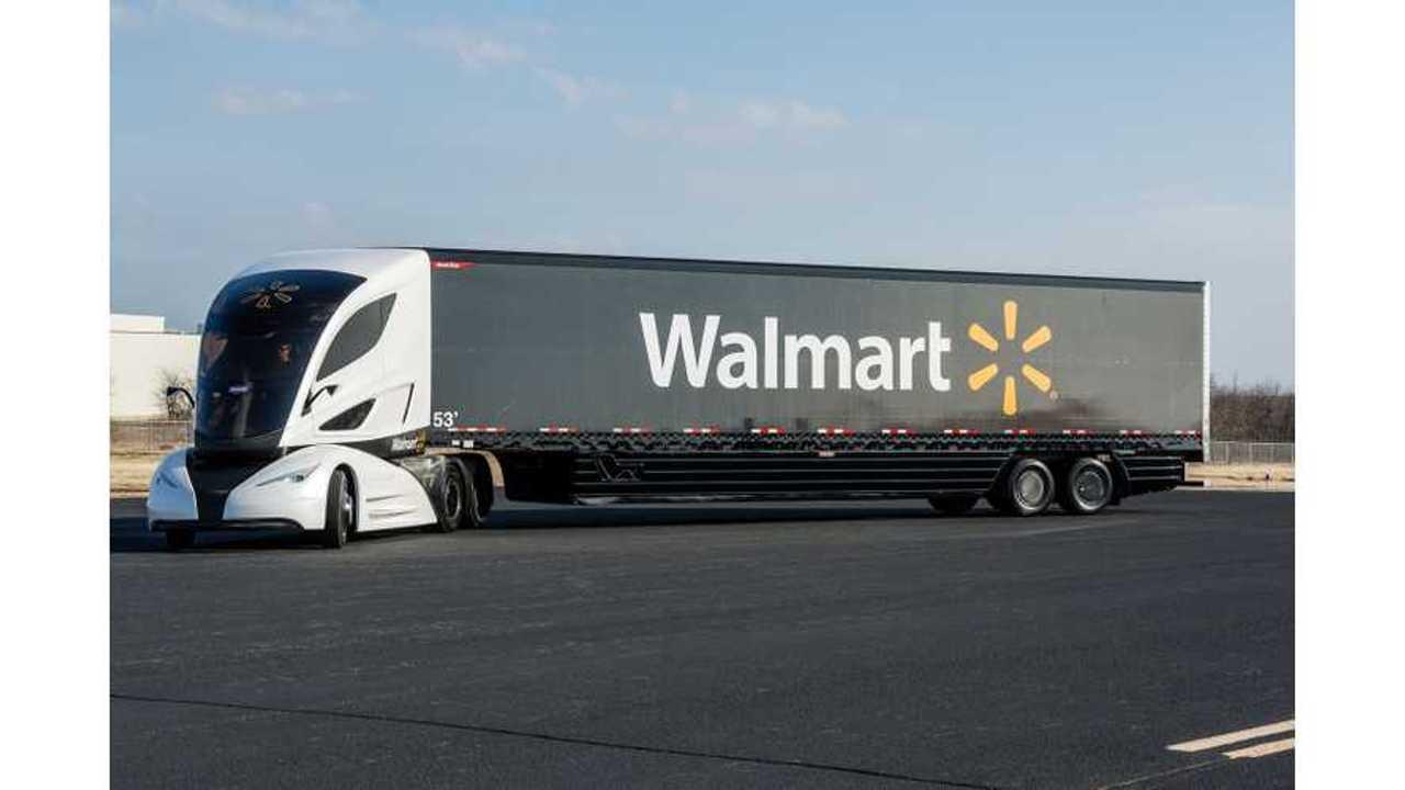 Walmart WAVE Truck - Full Details (w/video)