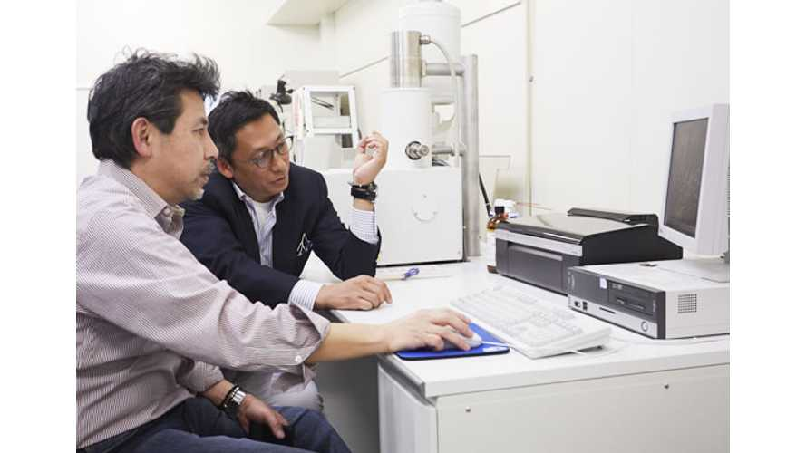 Power Japan Plus Reveals Dual Carbon Battery Technology