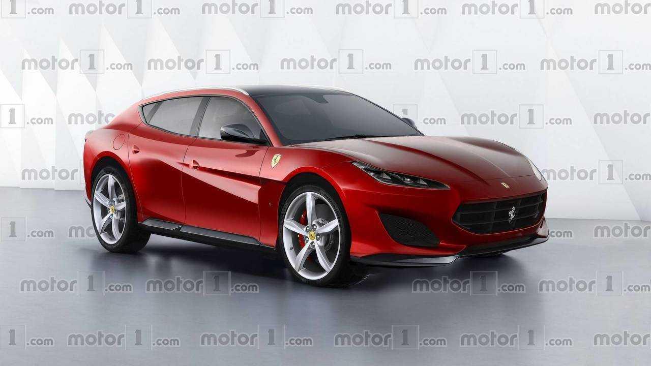 11.- Ferrari SUV