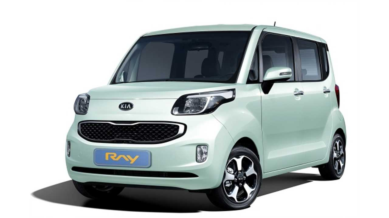 South Korea Now Offers Electric Vehicle Rentals With Rollout of 184 Kia Ray EVs