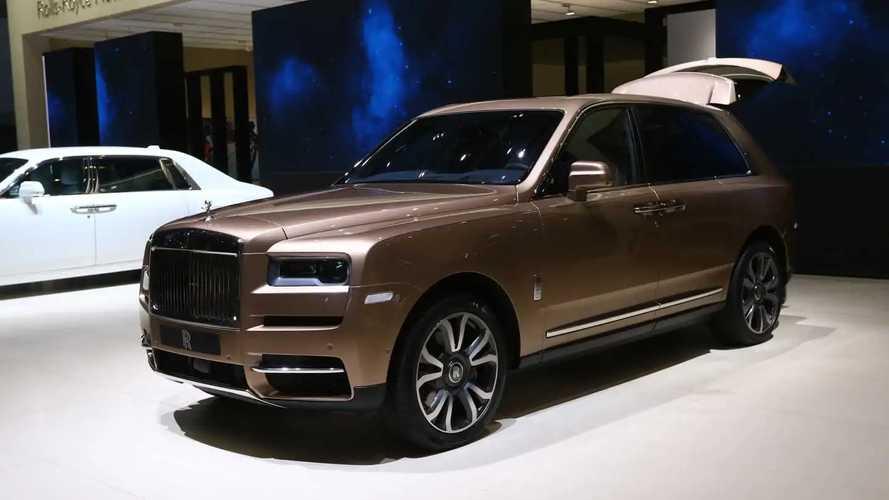Rolls Royce al Salone di Ginevra 2019