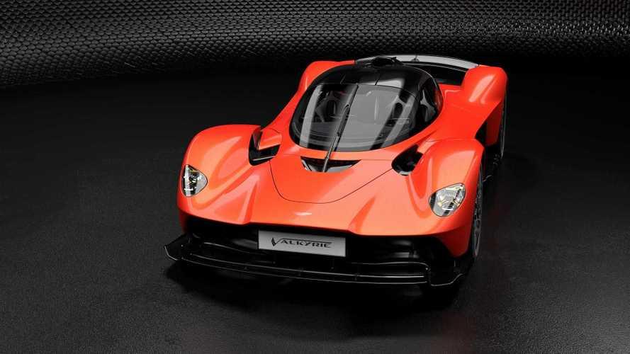 1176 lóerős teljesítménnyel jön az Aston Martin Valkyrie