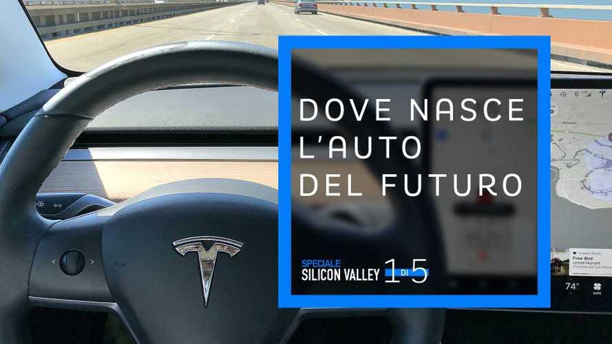 Viaggio nella Silicon Valley che sta cambiando il mondo dell'auto