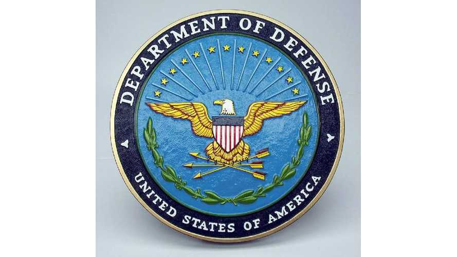 "Department of Defense Hosts ""Electric Vehicles in our Nation's Military: An Inside Perspective"""