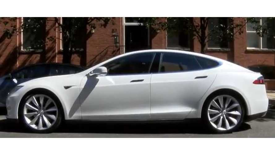 Video: Tesla Model S is a