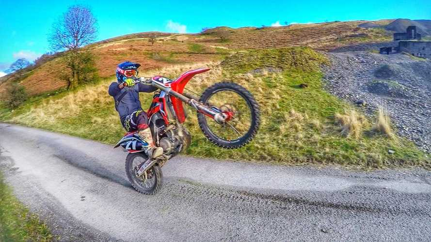 How To Pop A Proper Wheelie?