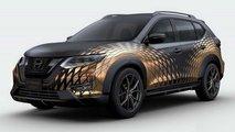 Concept Nissan X-Trail Naomi Osaka