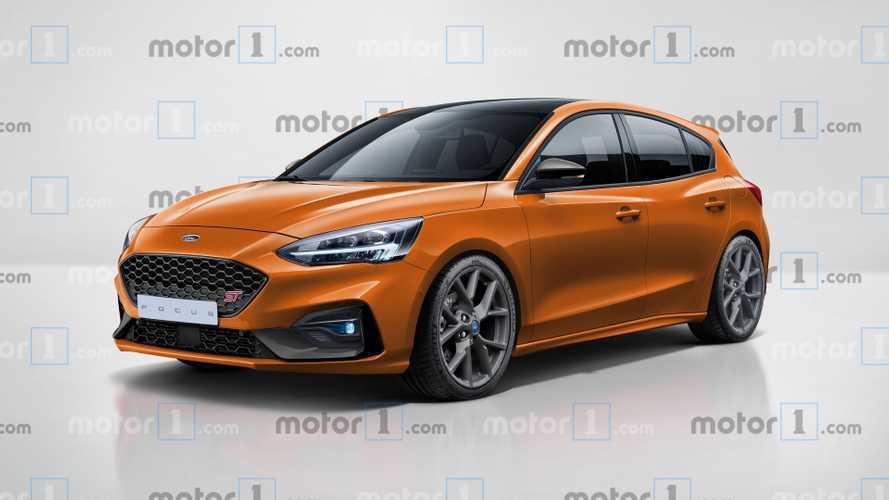 Ford Focus ST, sotto il cofano il motore della Mustang