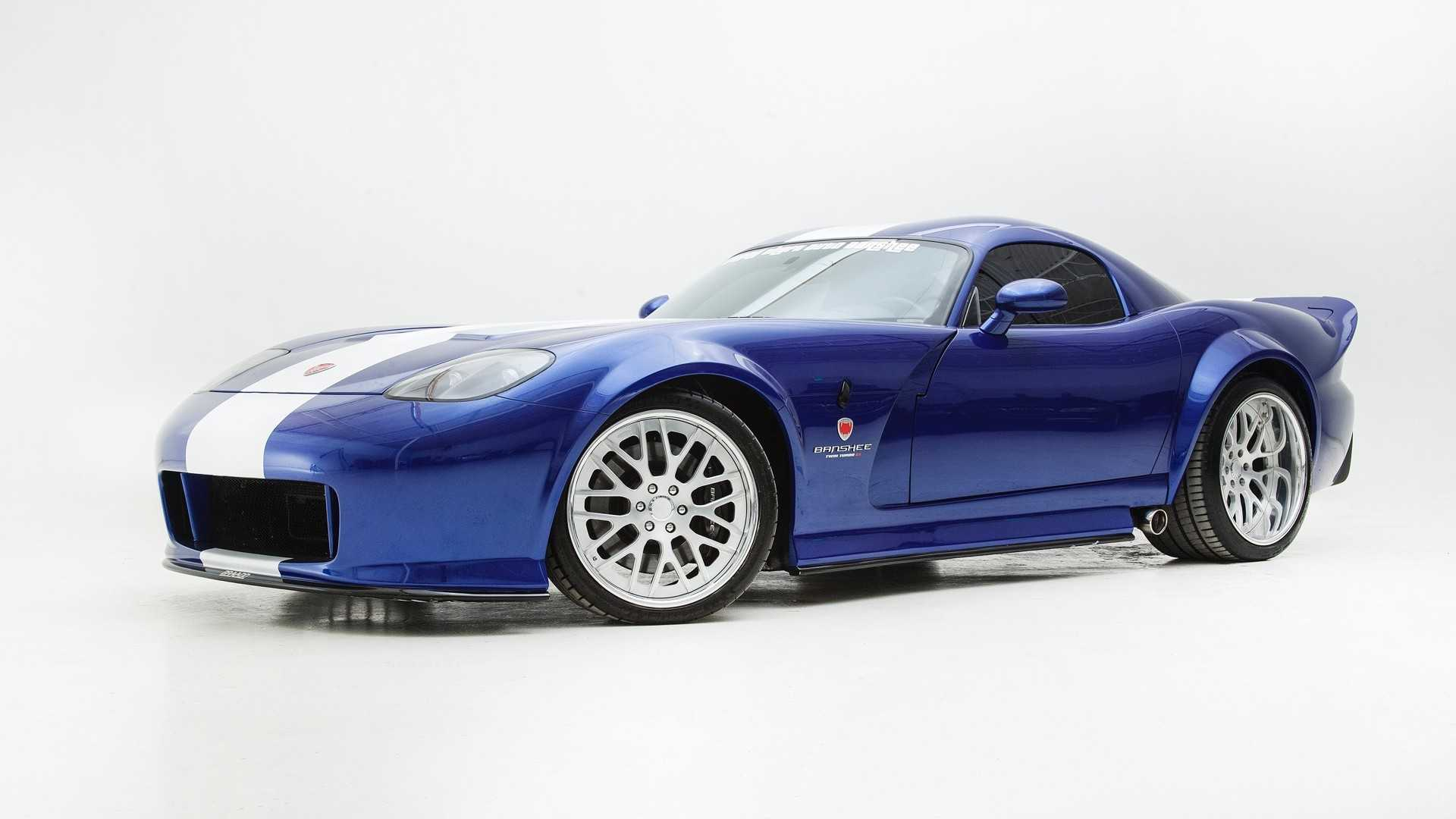 One-Off Dodge Viper Bravado Banshee From GTA Can Be Yours