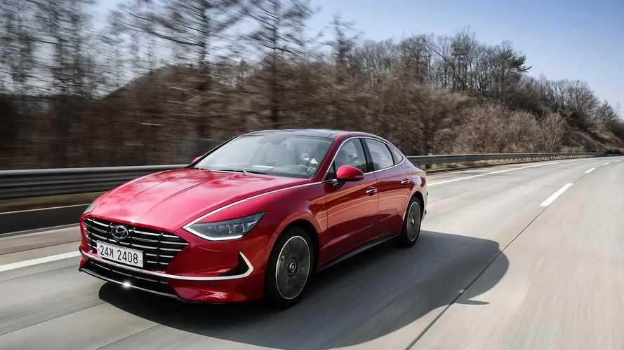 2020 Hyundai Sonata: First Drive