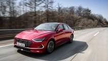 2019 Hyundai Sonata: İlk Sürş