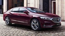 Buick LaCrosse Avenir facelift (China-spec)