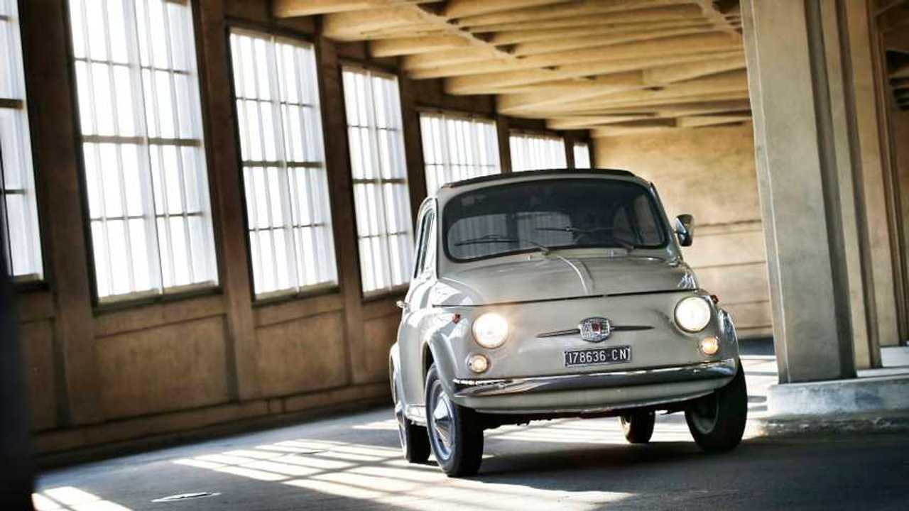 Fiat 500 F al MoMA