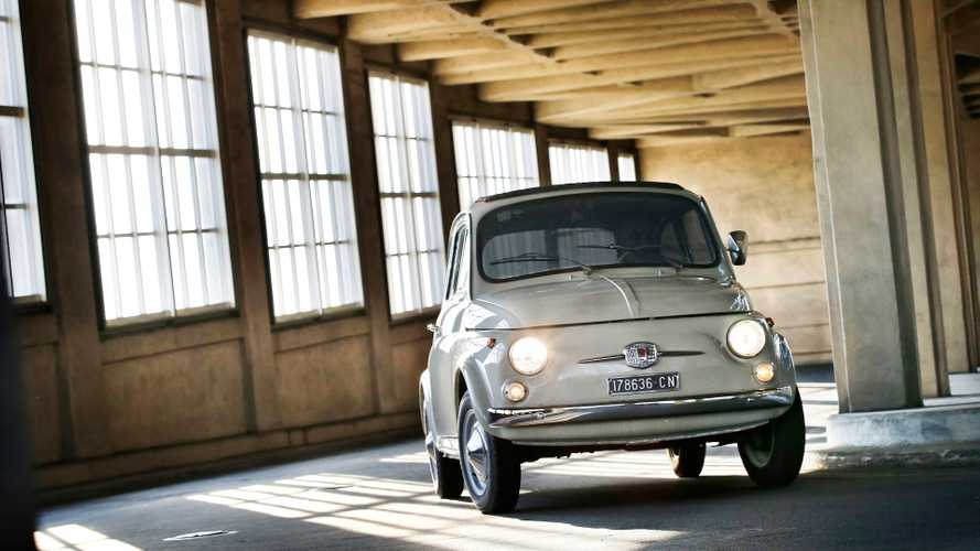 Fiat 500 F al MoMA di New York