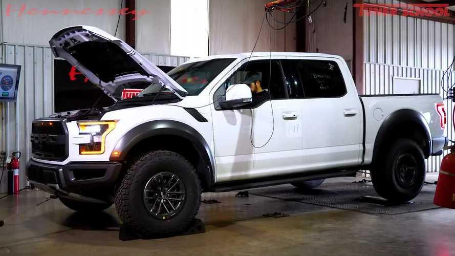 2018 Ford Raptor'ın dyno testlerinden ilginç sonuçlar geldi