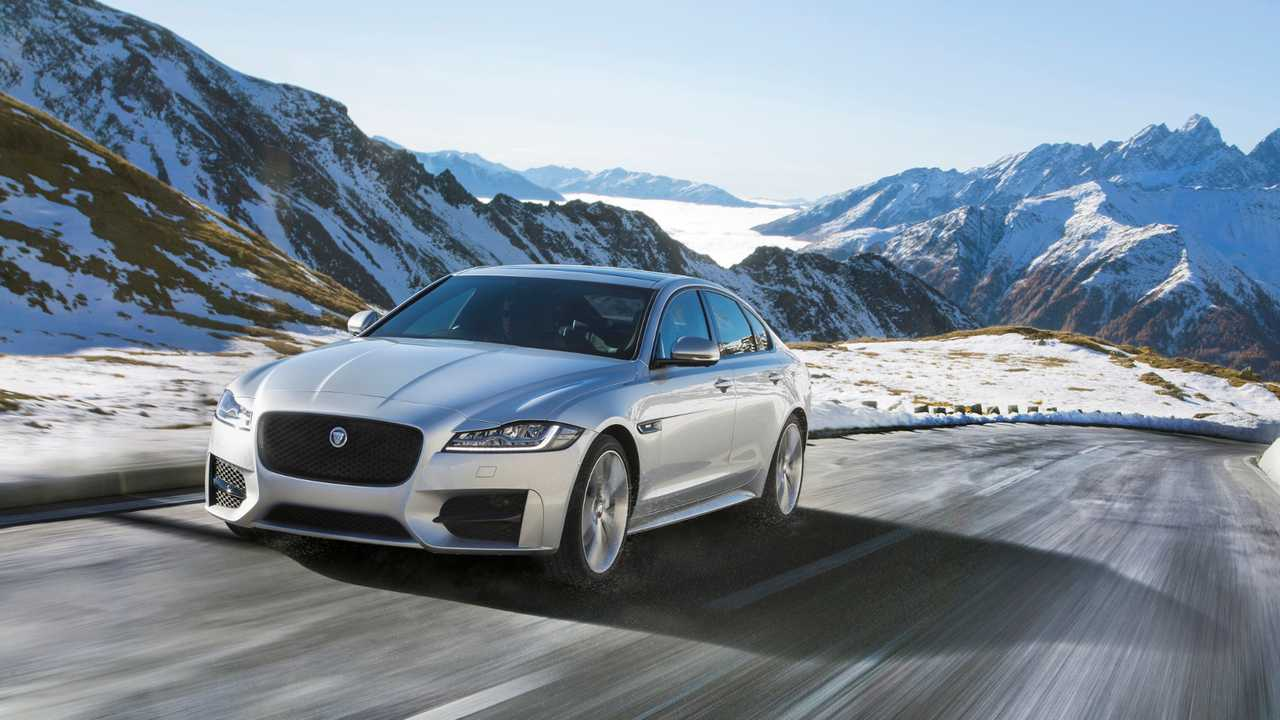 9. Jaguar XF: 8.8 Percent