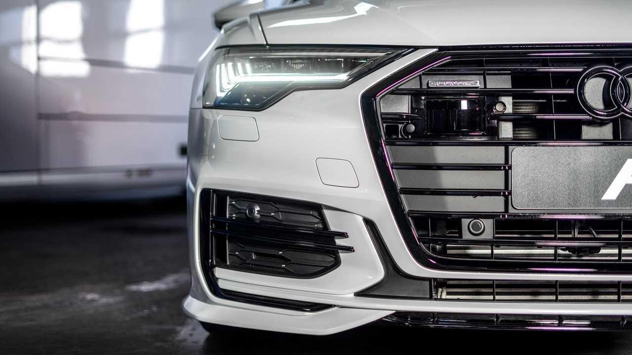 Audi A6 Avant 3.0 TDI par ABT