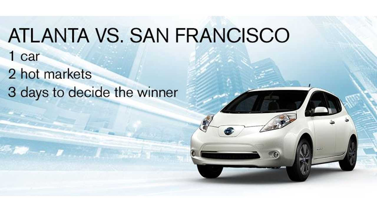 Over Labor Day Weekend, Nissan Ran This Image on its Facebook Page