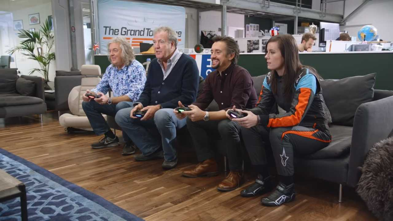 TGT Hosts Playing The Grand Tour Game