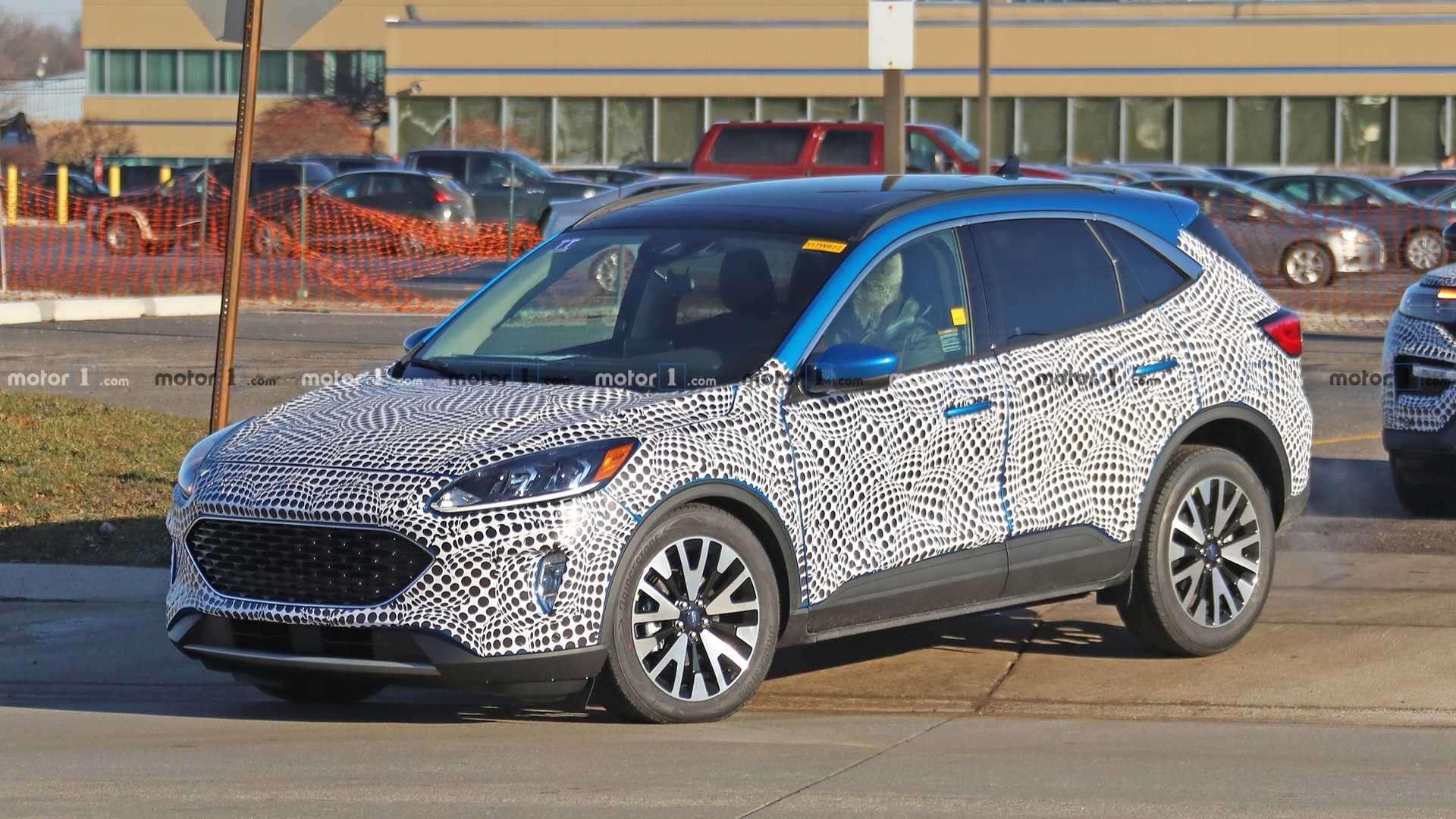 2020 Ford C-Max First Drive