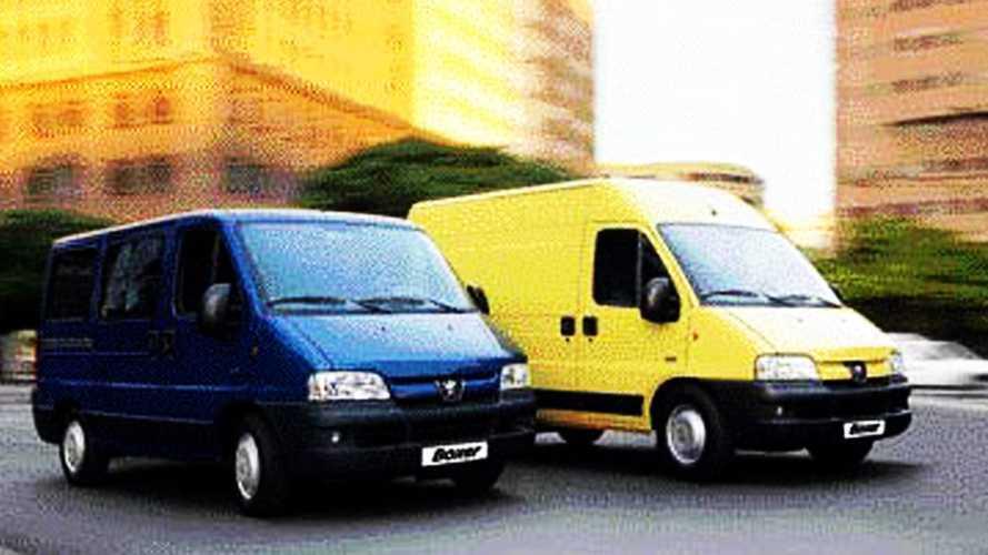 Derivate Peugeot anni Novanta