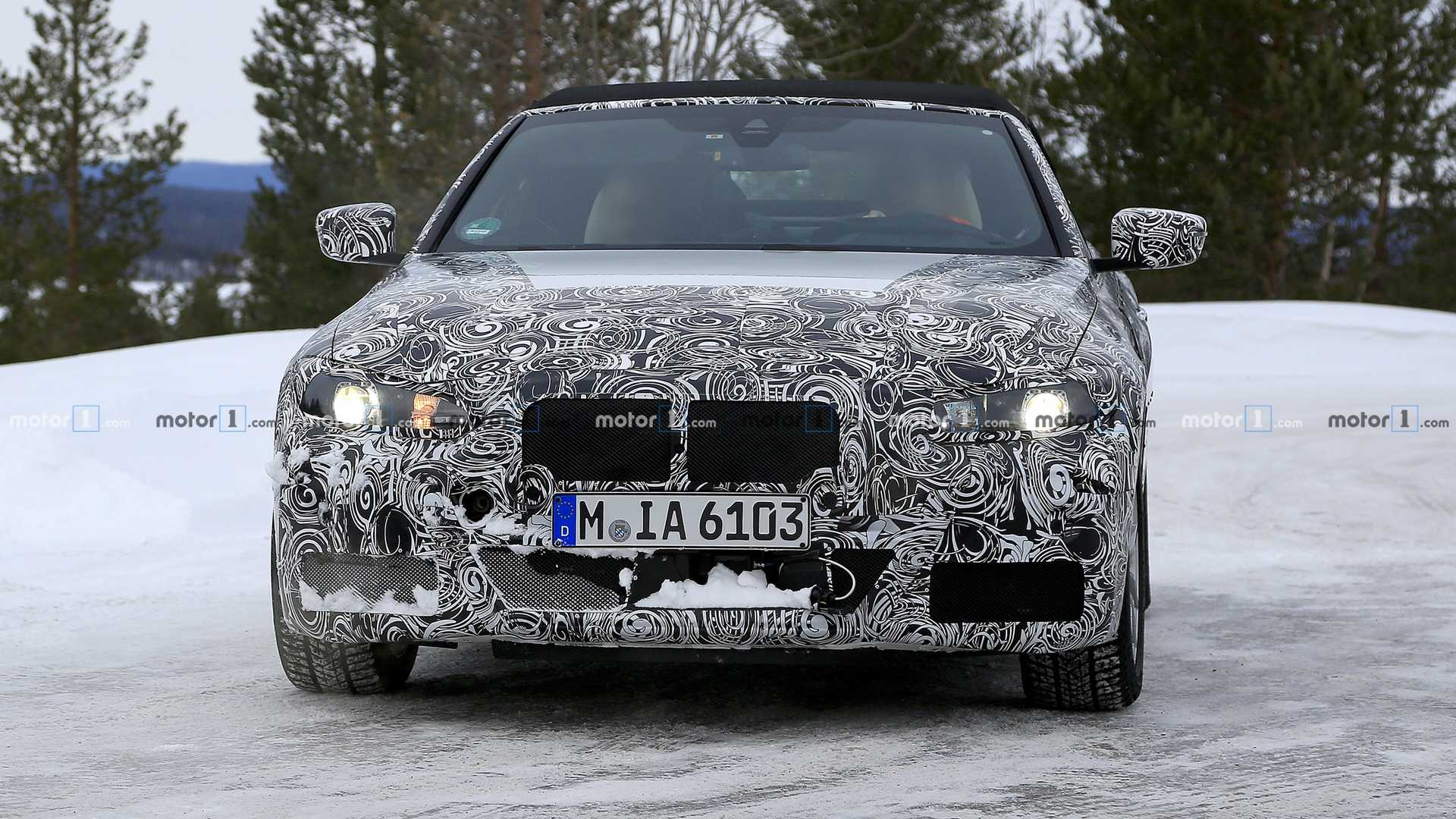2020-bmw-4​-series-co​nvertible-​spy-photo