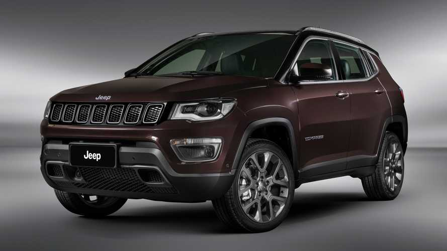 Jeep Compass S: nova série especial mais equipada chega por R$ 187.990