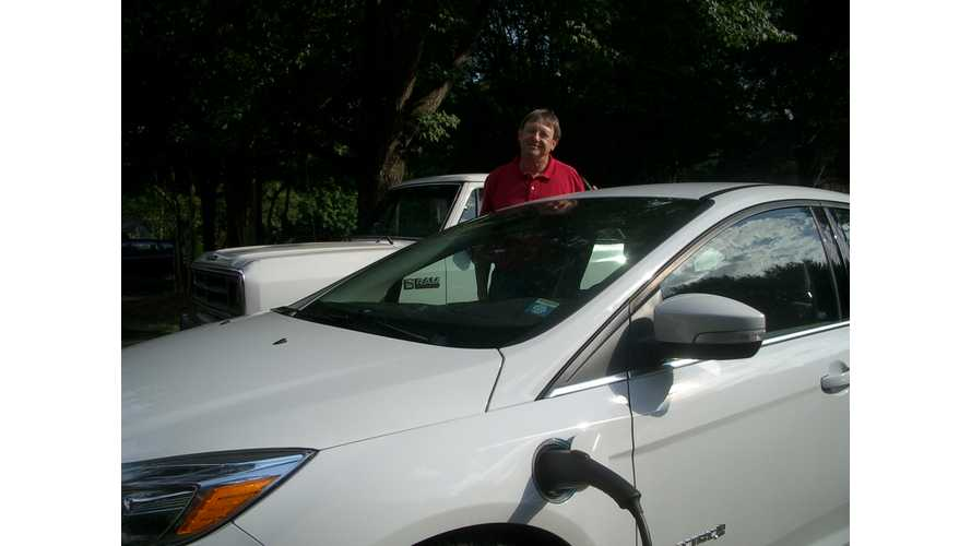 Early Ford Focus Electric Owner is Out of Gas and Loving it
