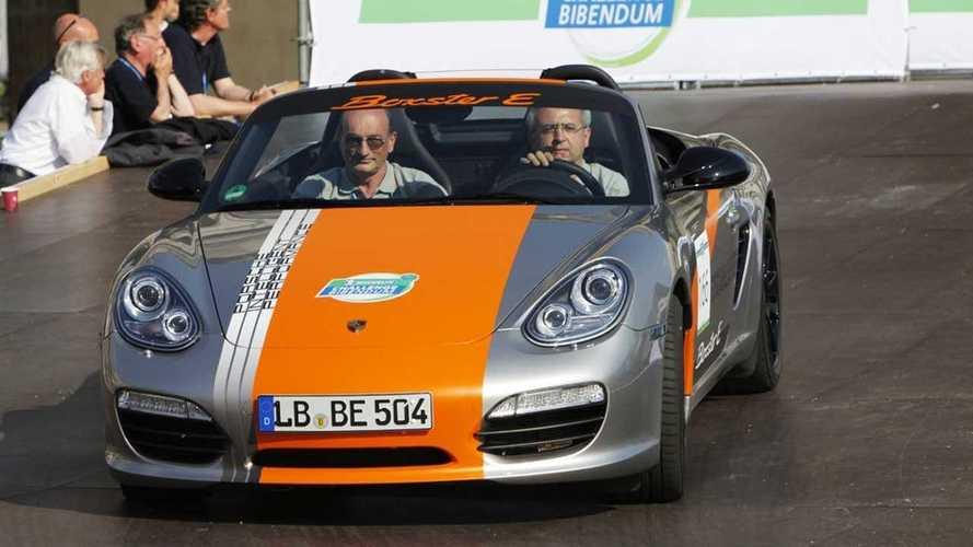 2011 Porsche Boxster E prototype