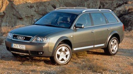 Audi, vent'anni di Allroad quattro, il