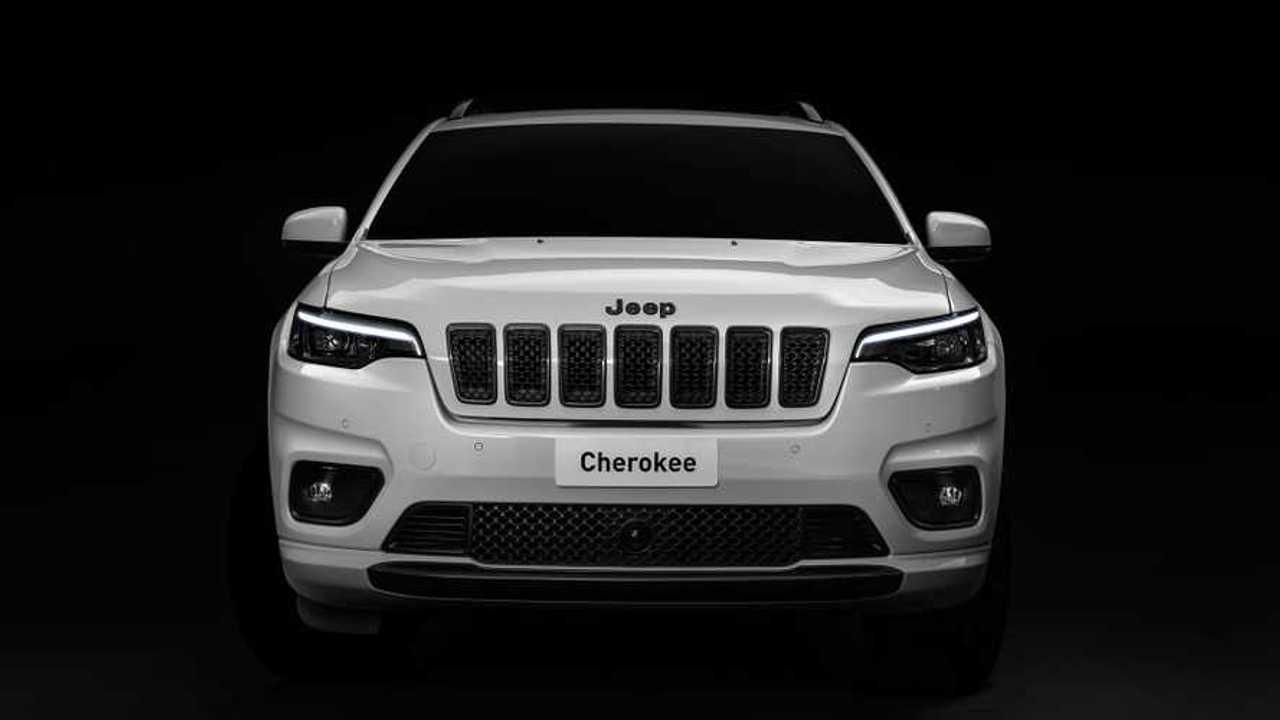 Jeep Cherokee S