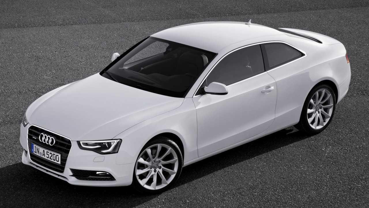 Audi A5 Coupé (2007)