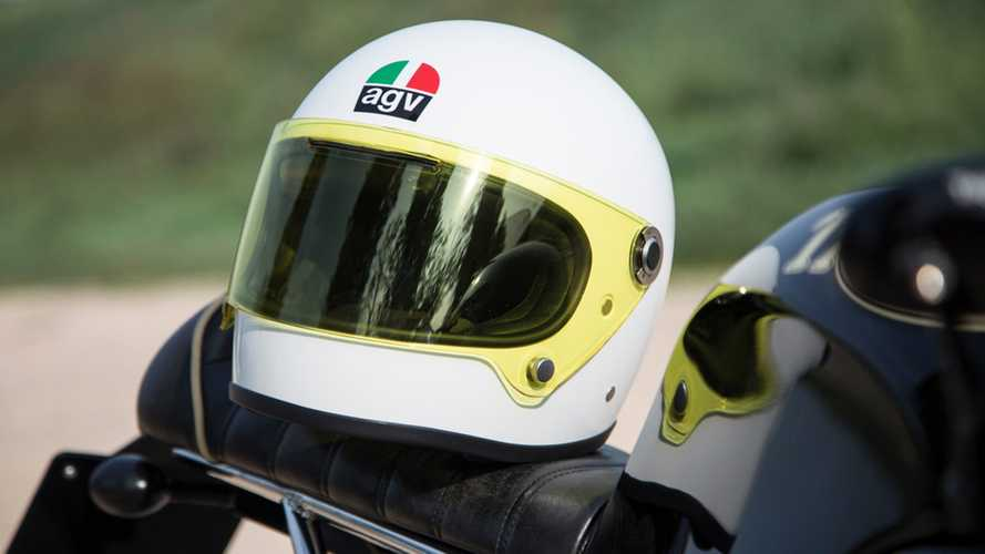 AGV X3000 Super AGV Helmet: Just Like Ago Used To Wear