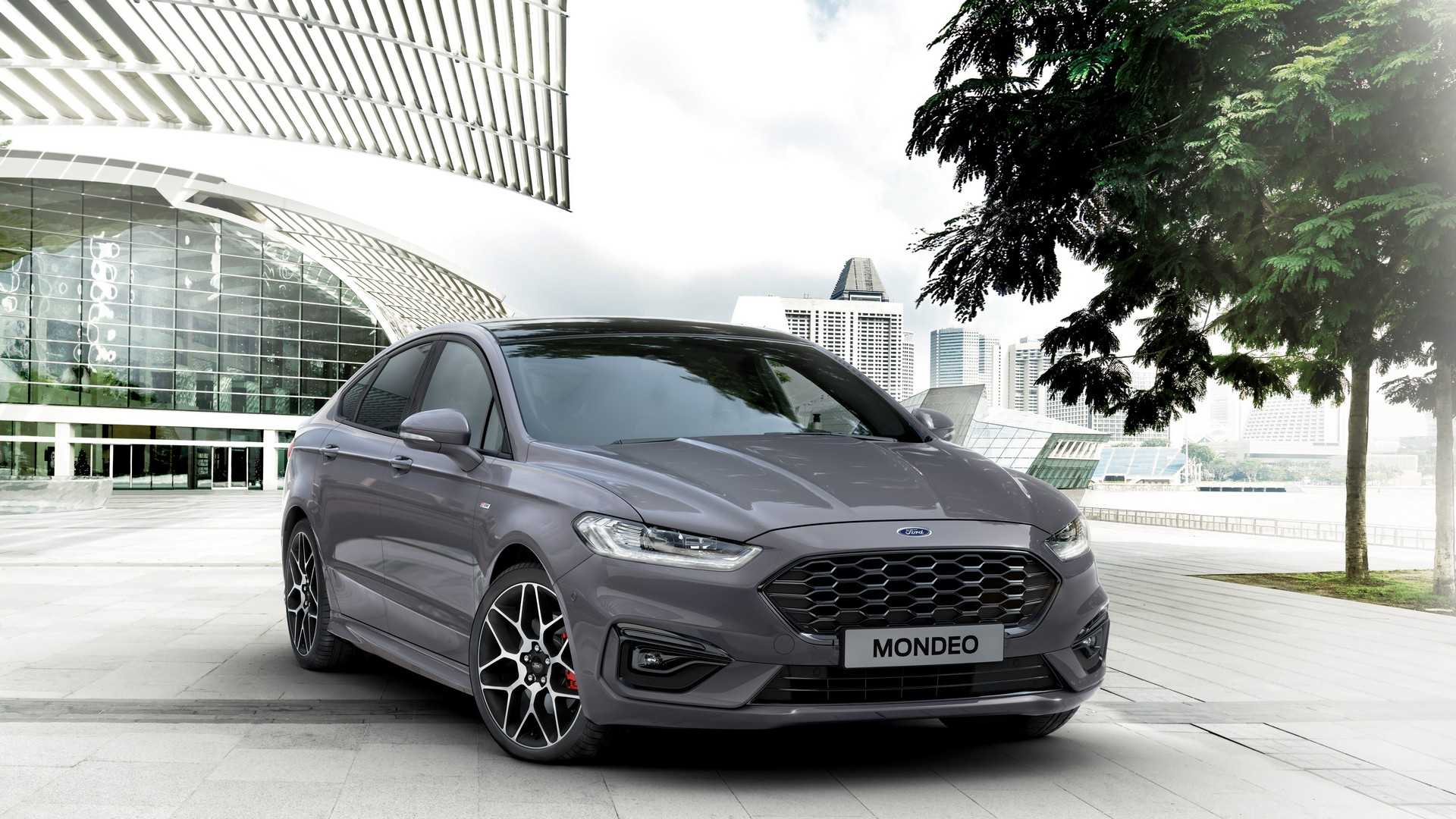 2021 Ford Mondeo Configurations
