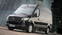 Mercedes Sprinter e MBUX